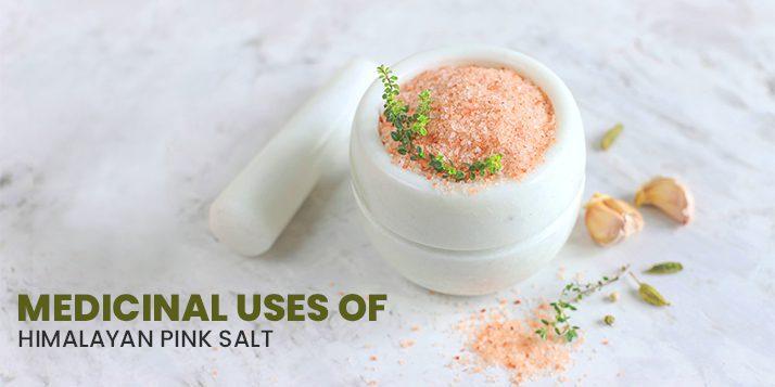 Medicinal uses of Himalayan pink salt
