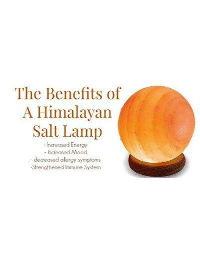 Online Round Shape Himalyan Salt Table Lamp