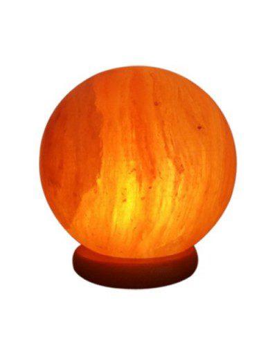 Buy Online Round Shape Himalyan Salt Table Lamp